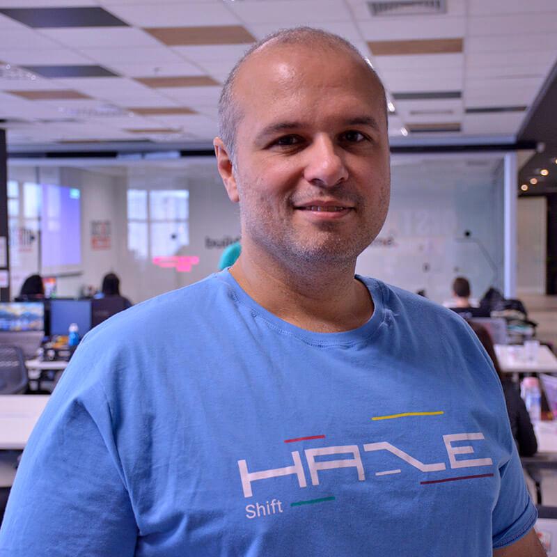 Leo Tostes - Open Innovation Specialist - Haze Shift