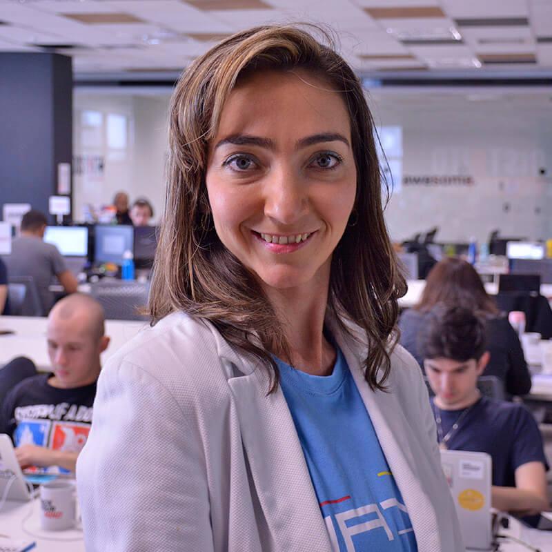 Anamaria Oliveira - Marketing & Branding Specialist - Haze Shift
