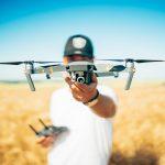 Transformação Digital no Agronegócio: Drone