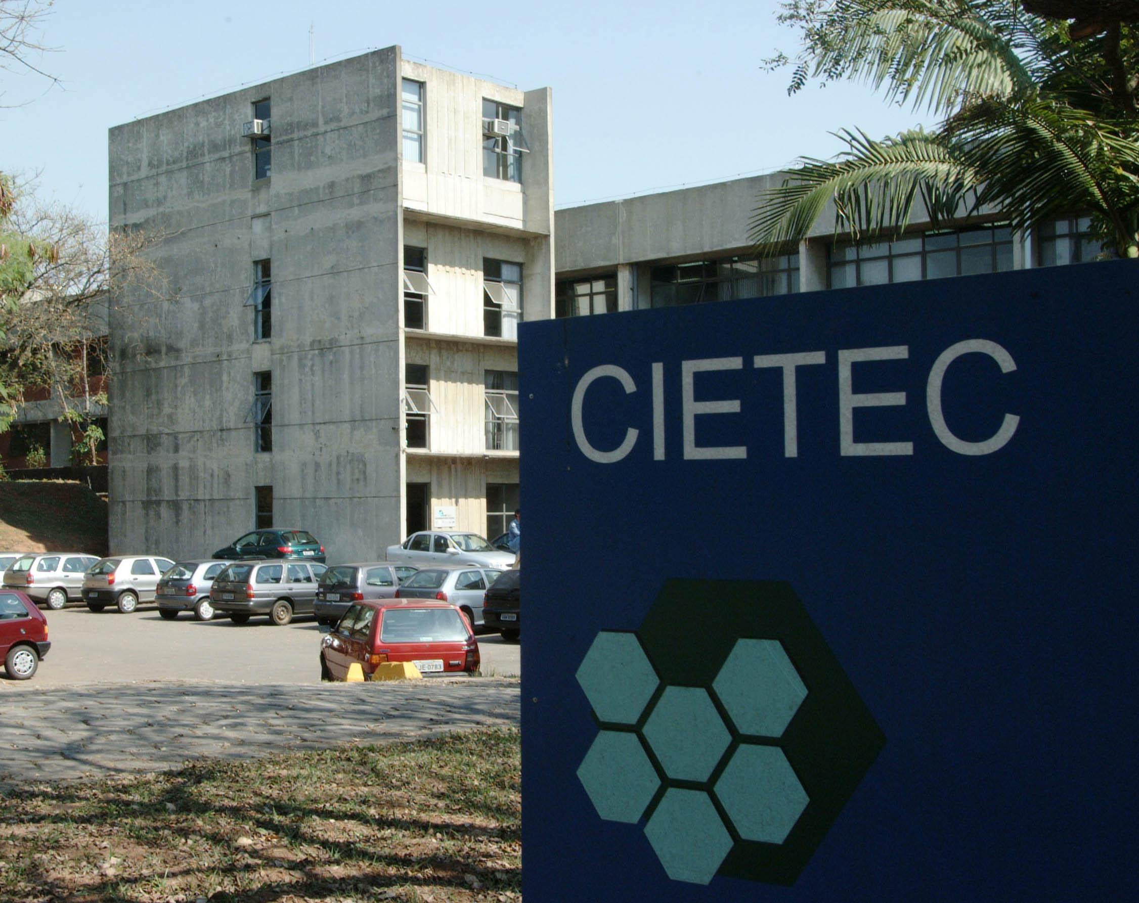 Incubadoras de startups: Cietec
